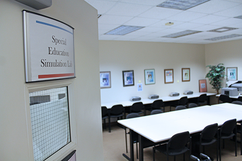 Speical Education Simulation Lab
