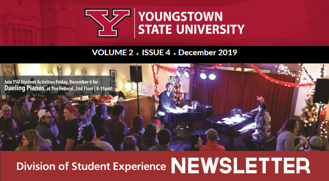 Student Experience newsletter