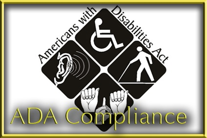 Americans with Disabilities Act icon.