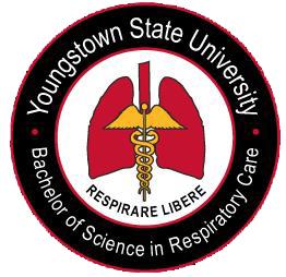 BS in Respiratory Care degree program logo.