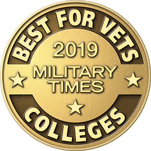 YSU named Best for Vets College 2019