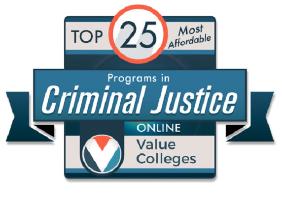 YSU's online Criminal Justice program named in top 25 of the most affordable.