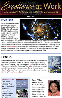 Thumbnail for Volume 2, Issue 6 of the Excellence at Work Newsletter