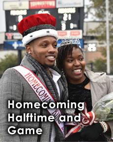 Homecoming Halftime and Game