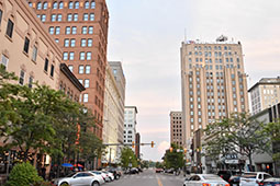Downtown Youngstown Ohio