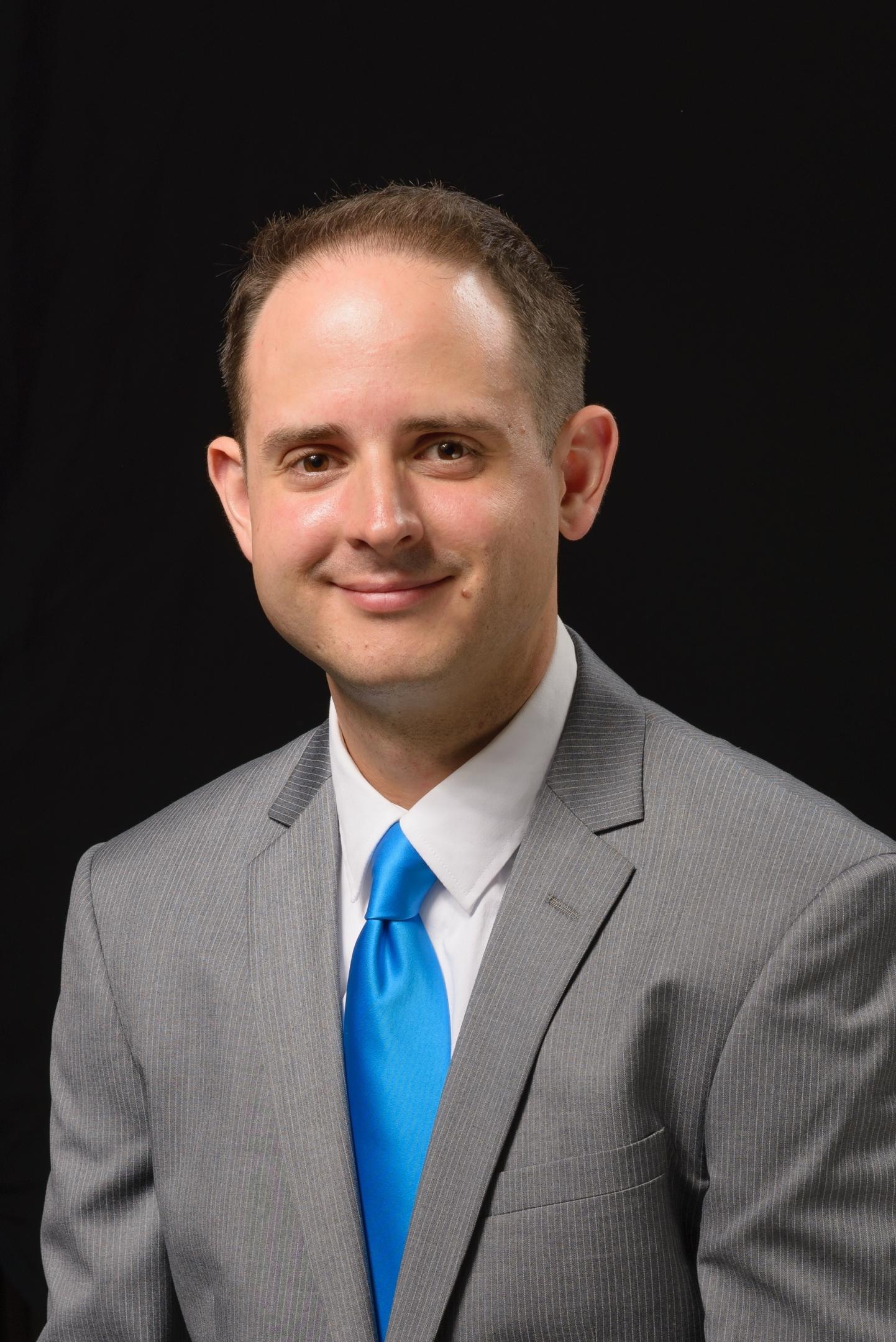 Michael Butler Headshot