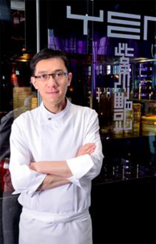 Professional Chef Stone Hsu