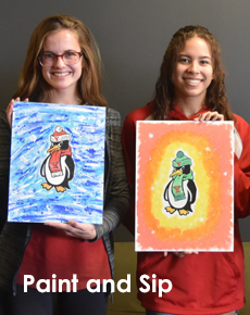 Paint and Sip