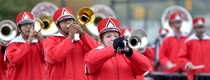 YSU Homecoming Parade