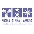 Sigma Alpha Lambda Emblem