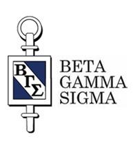 Beta Gamma Sigma Emblem