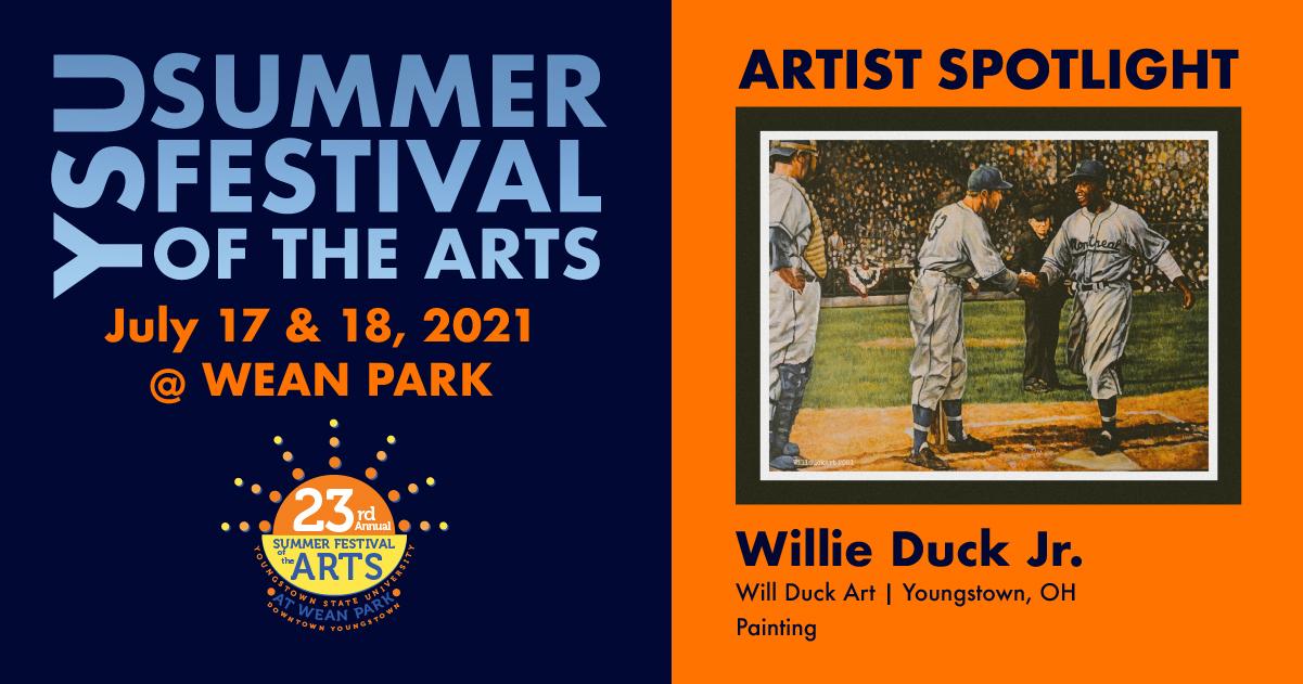 Willie Duck Jr