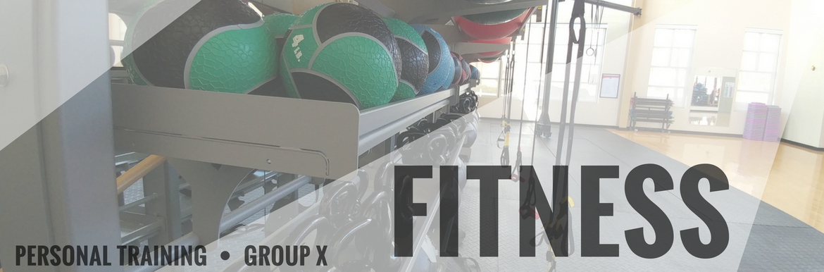 fitness personal training groupx