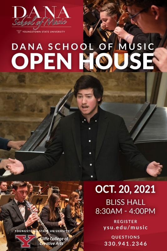 Dana Open House 2021