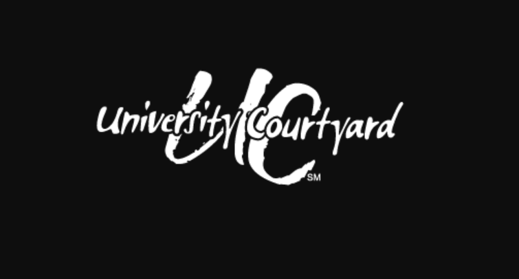 University Courtyard logo