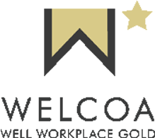 Welcoa workplace gold