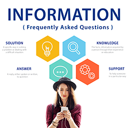 information frequently asked questions solution answer knowlege support
