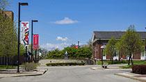 University Plaza
