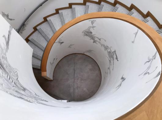 McDonough staircase