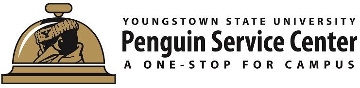 Penguin Service Center Logo