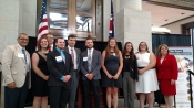 2017 Ohio Export Internship Program participants