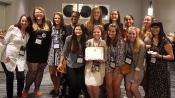 AWM's Professional Development Award Recipients