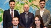 2018 NASBITE International Student Case Competition team