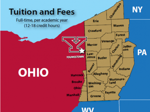 Tuition and Fees Full-time per academic year (12-18 credit hours)