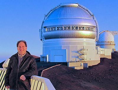 Patrick Durrel Professor of Astronomy