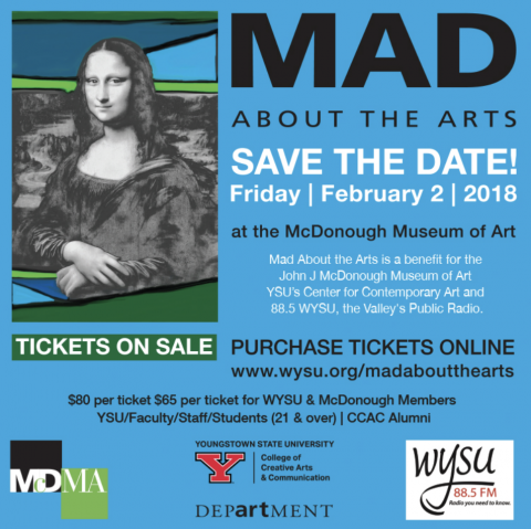 MAD About the Arts