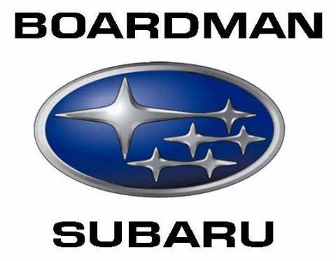 Bordman Subaru Logo