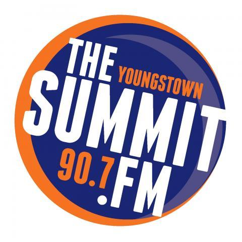 The Summit 90.7 FM logo
