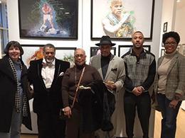 Black History Month Art Show