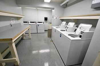 Wick House Laundry Room
