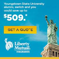 Liberty Mutual Insurance banner ad