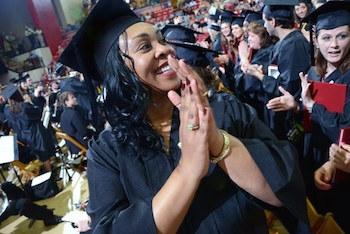 Graduation Day at YSU