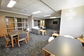 Cafaro House Study Lounge