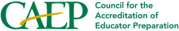 National Council for Accreditation of Teacher Education (NCATE) LOGO