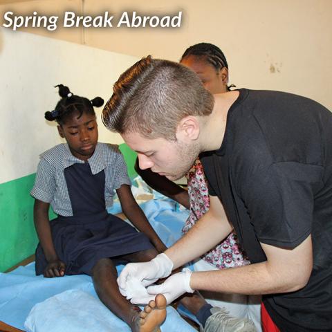Spring Break 2018 Haiti Trip
