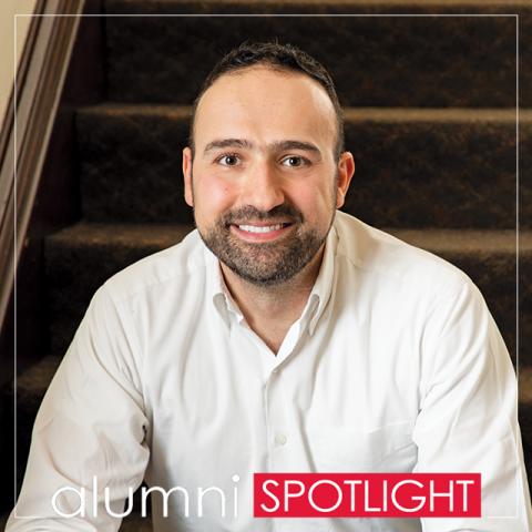 Alumni Spotlight Ayoub