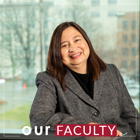 Our Faculty Marsha Huber