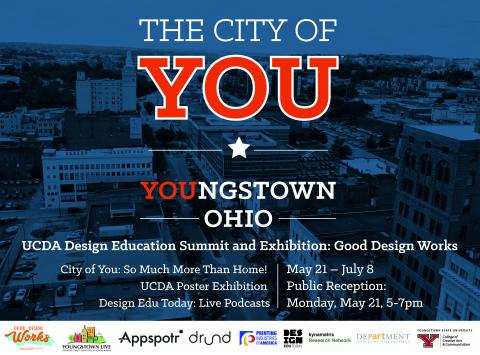 City of You Poster