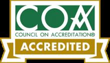 COA Accreditation logo