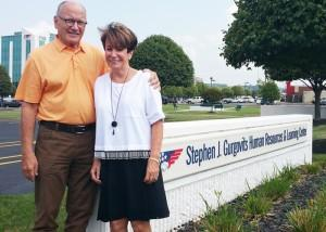 Giving A Hermitage, Pa., couple and a local trust have made generous gifts to YSU. Stephen Gurgovits