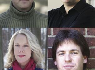 Joachim Reinhuber, Zahari Metchkov, James Wilding, Caroline Oltmanns.