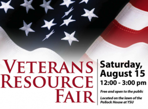 Veterans Resource Fair Saturday August 15 12:00-3:00pm Free and open to public