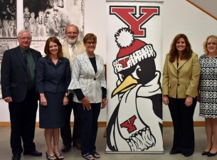 The Founding Board of Governor's for the Youngstown Press Club