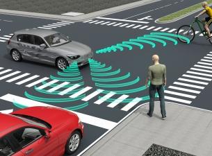 autonomous vehicle rendering
