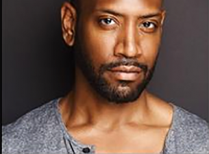 accomplished actor and singer Bryan Terrell Clark headshot