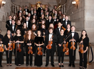 YSU Dana School of Music group photo